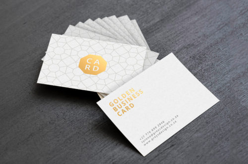 Greys Design Business Card Design
