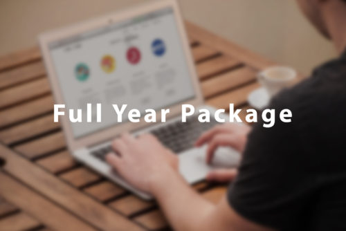 Greys Design Full Year WordPress Maintenance Plan